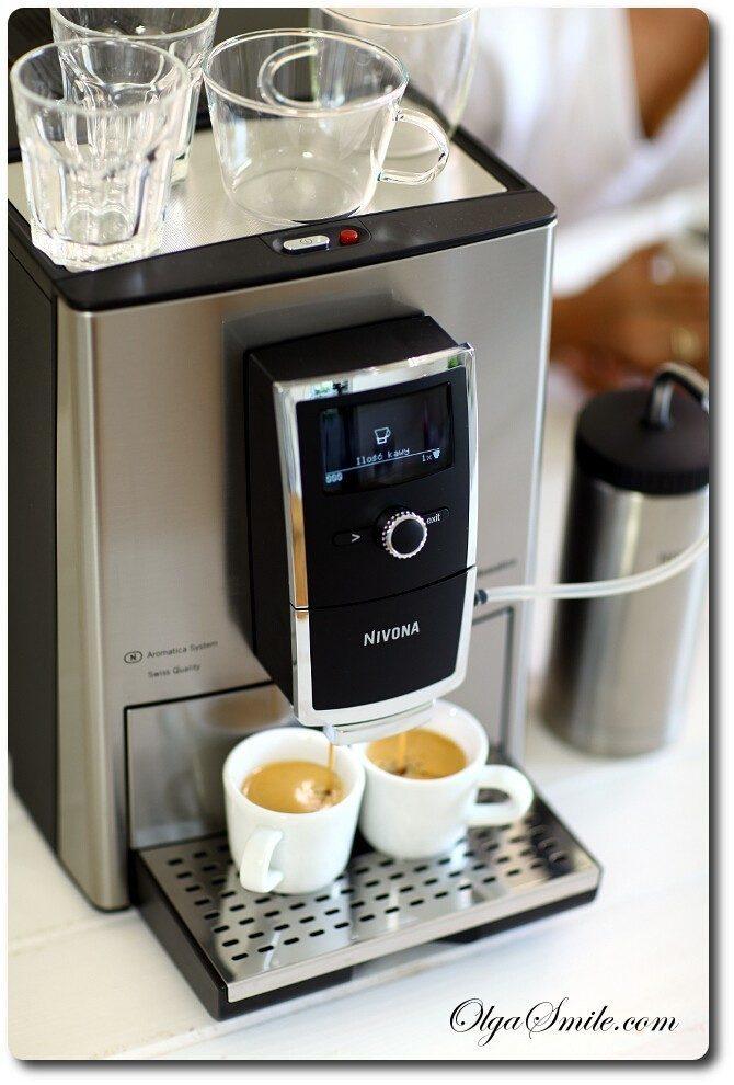 Ekspres NIVONA CafeRomatica 877