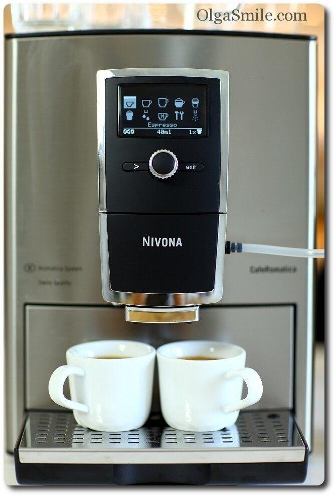 67Ekspres NIVONA CafeRomatica 877