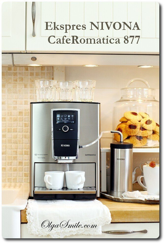 NIVONA CafeRomatica 877