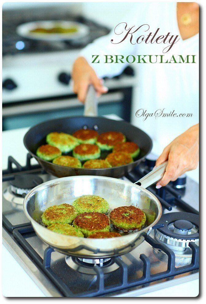 Kotlety z brokułów