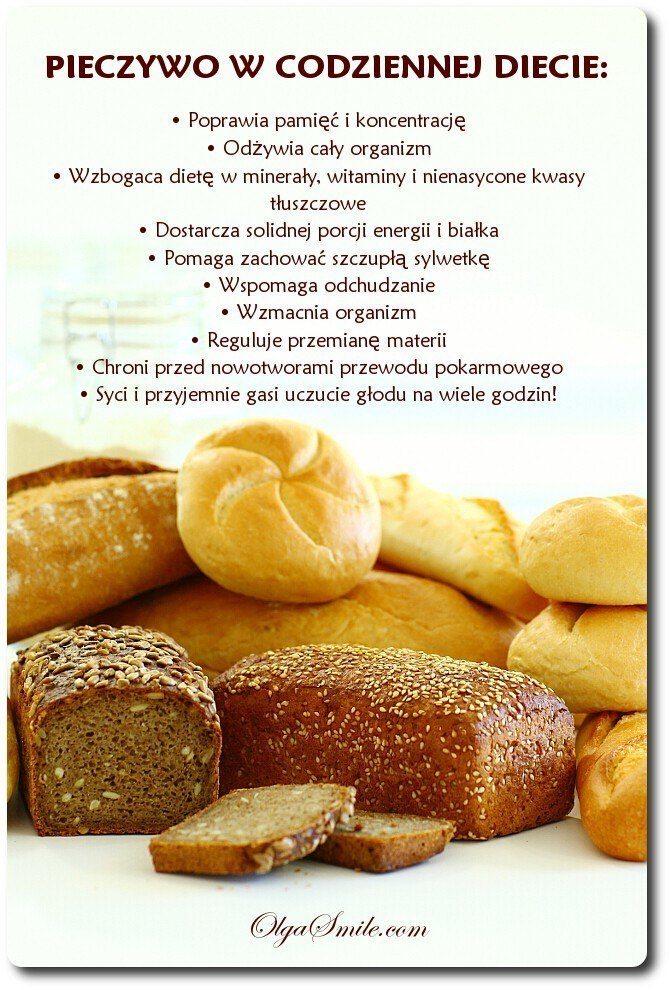 Pieczywo w codziennej diecie