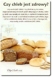 Czy chleb jest zdrowy?