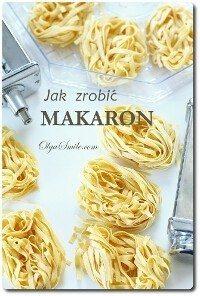 Jak zrobić makaron