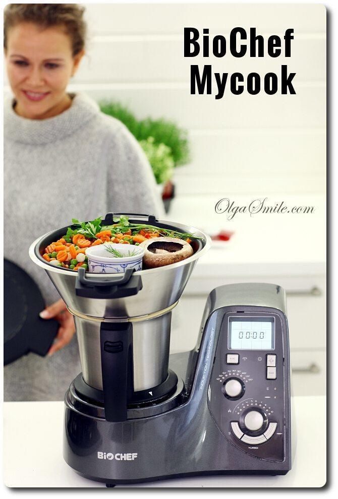 BioChef Mycook