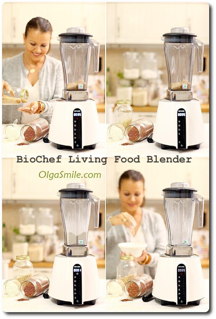 Blender BioChef