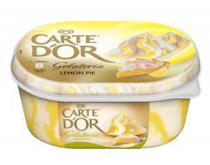 Carte d'Or Lemon Pie