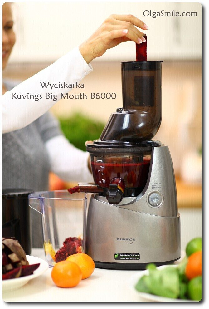 KUVINGS Big Mouth B6000