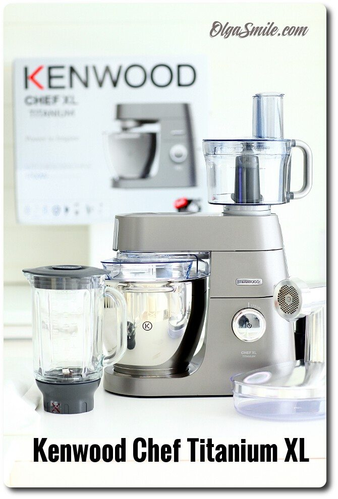 kenwood chef titanium xl i super tort przepis olga smile. Black Bedroom Furniture Sets. Home Design Ideas
