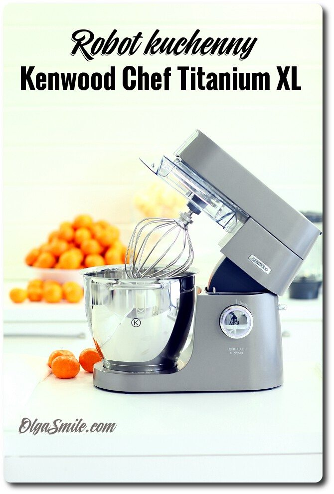 Kenwood Chef Titanium XL
