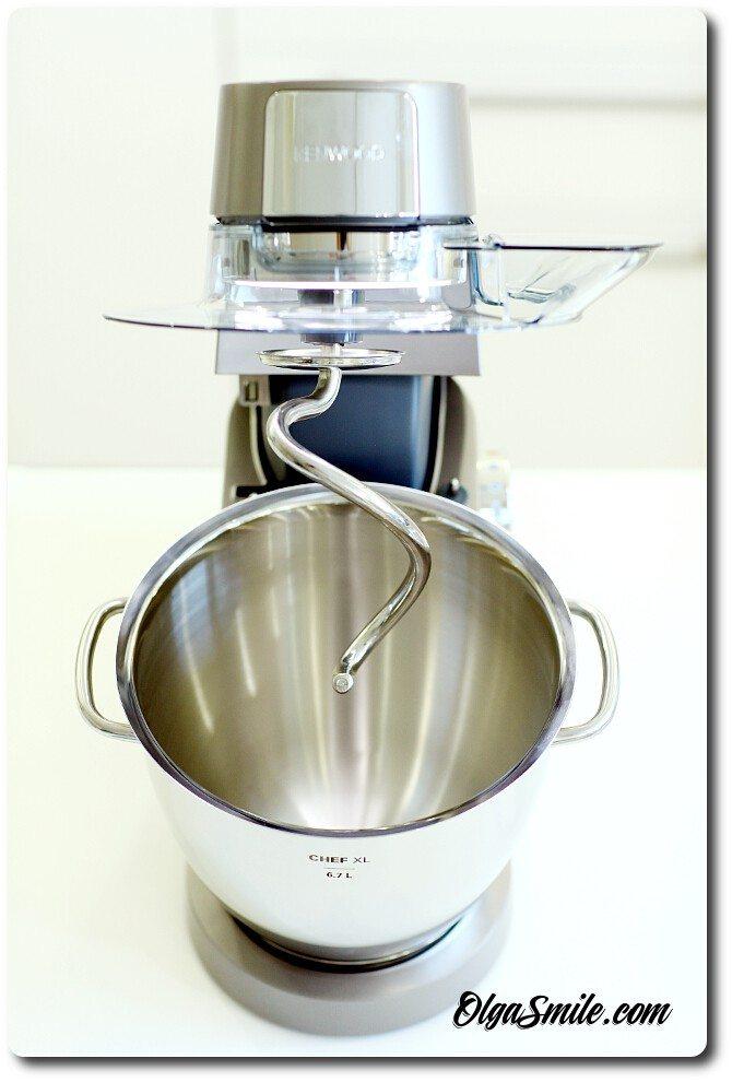 Kenwood Chef Titanium XL
