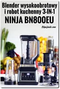 Blender wysokoobrotowy i robot wielofunkcyjny NINJA BN800EU