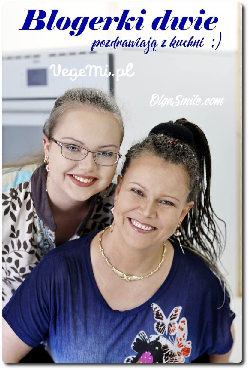 Olga Smile i Weronika Smile autorki roślinnych książek