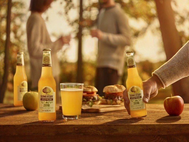 Somersby Apple blend 2016