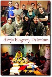Akcja Blogerzy Dzieciom Olga Smile