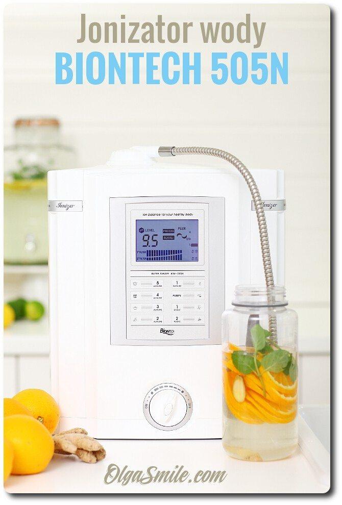 Jonizator wody Biontech BTM 505N