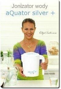 Jonizator wody aQuator Silver +