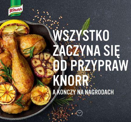 Baner konkursowy Knorr