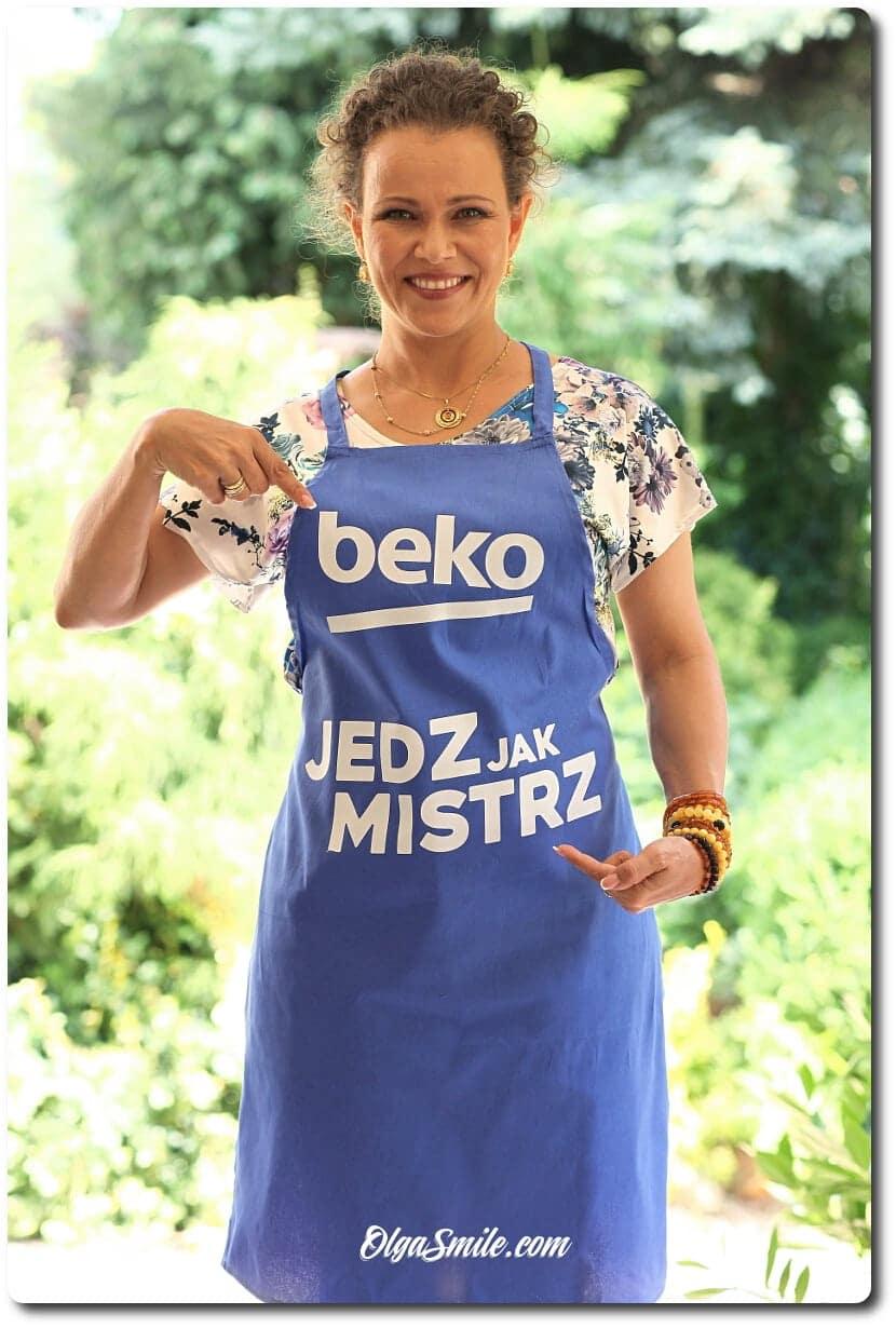 Jedz jak mistrz z BEKO Olga Smile