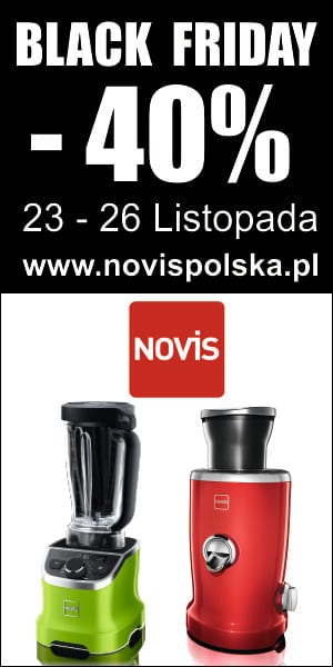 Novis Polska Black Friday