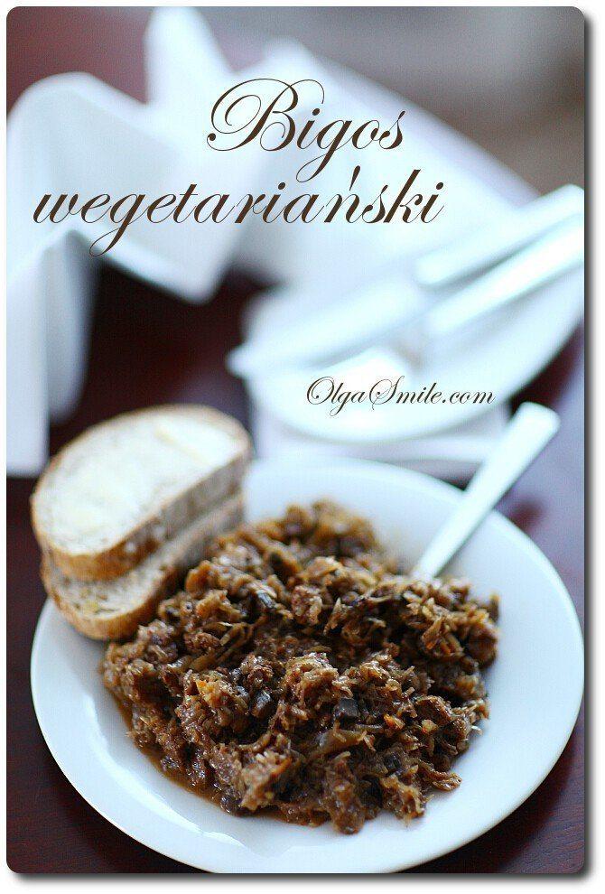Bigos wegetariański