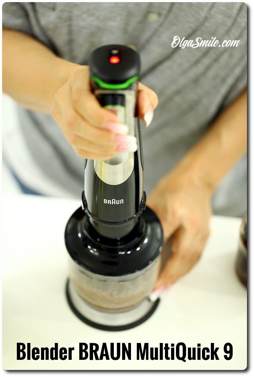 Blender ręczny Braun MultiQuick 9 MQ 9087X