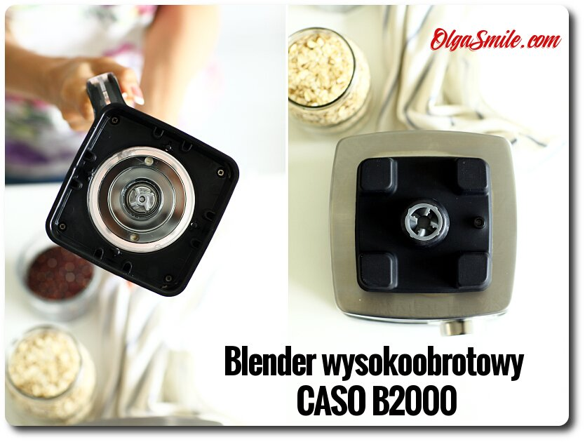 Blender Caso B2000