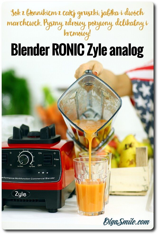 Blender RONIC Zyle analog