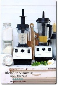 Blender Vitamix 5200 TNC