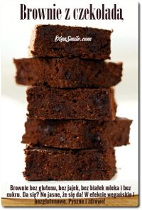 Brownie z czekoladą