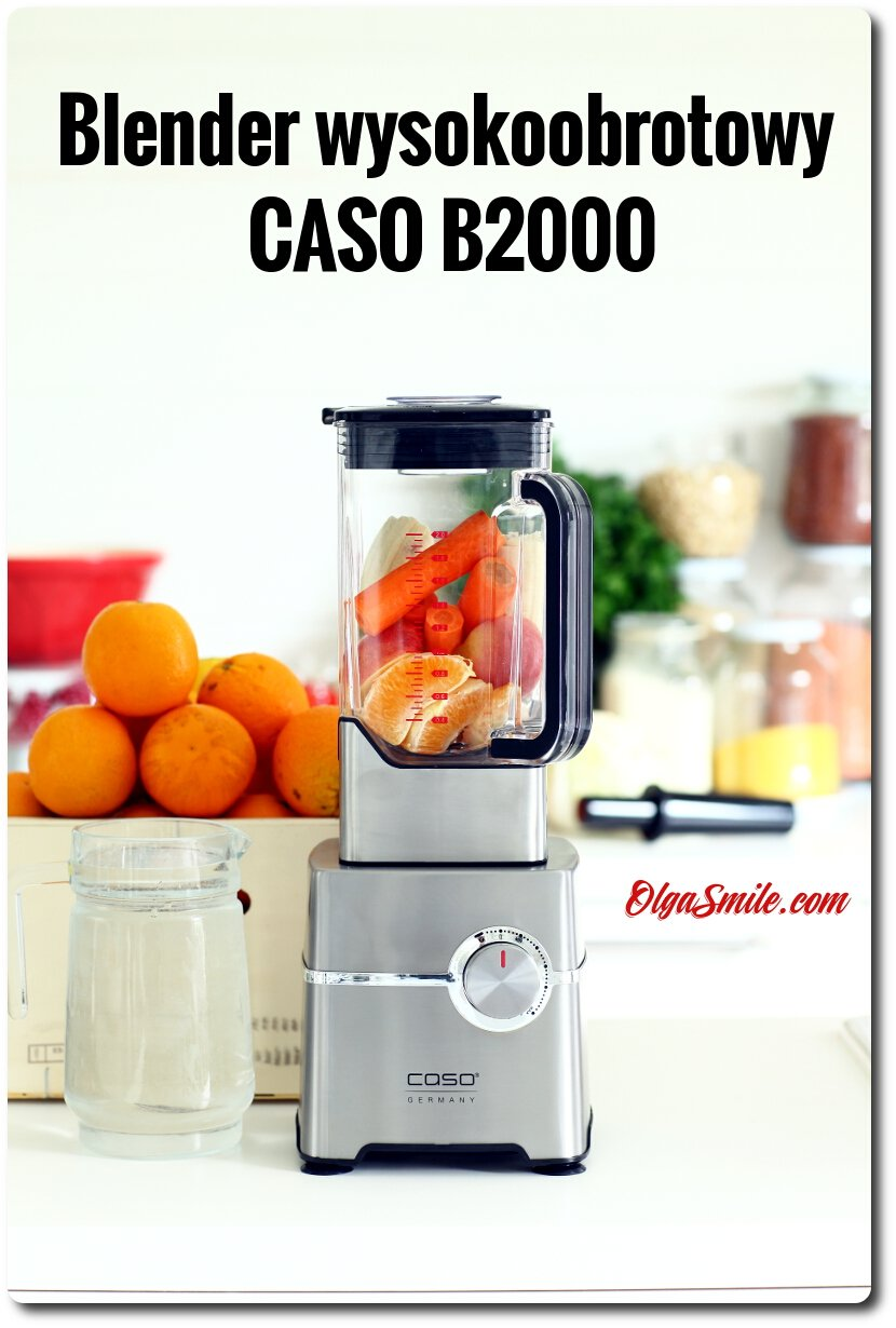 Blender wysokoobrotowy Caso B2000