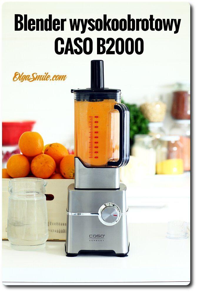 Blender wysokoobrotowy CASO B200