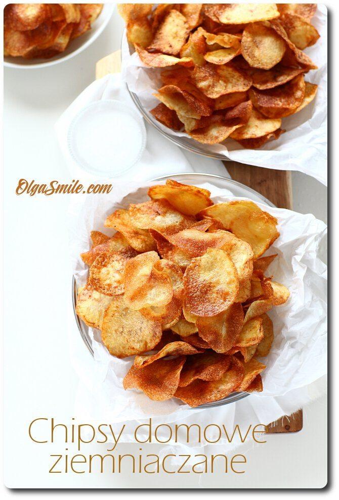 Chipsy domowe