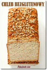 Chleb bezglutenowy bez drożdży
