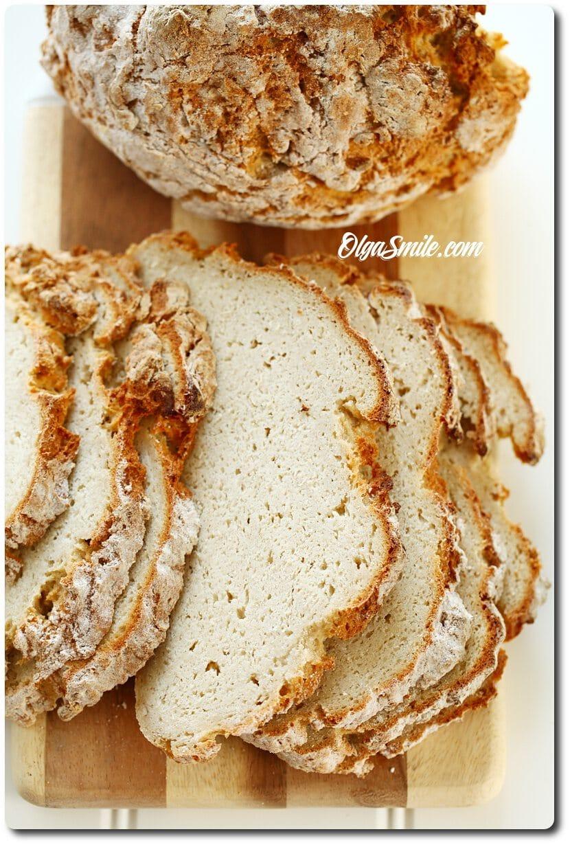 Chleb bezglutenowy owsiany