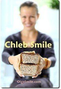 Chleb Smile bezglutenowy