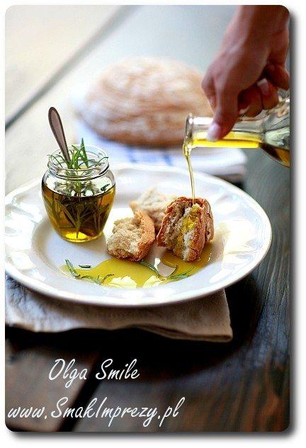 chleb polski z oliwa