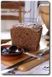 Chleb z powidłami śliwkowymi