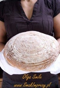 Chleb z ziemniakami i rozmarynem