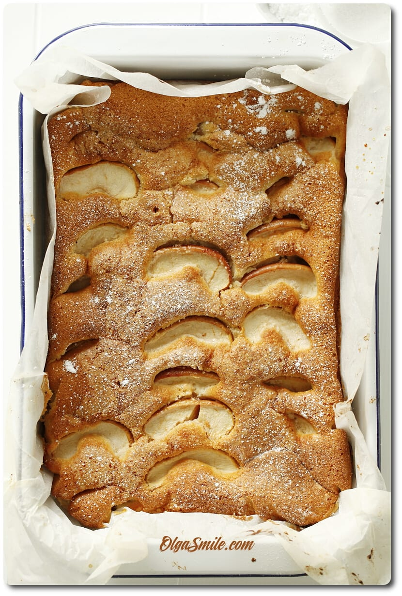 Ciasto ucierane z owocami