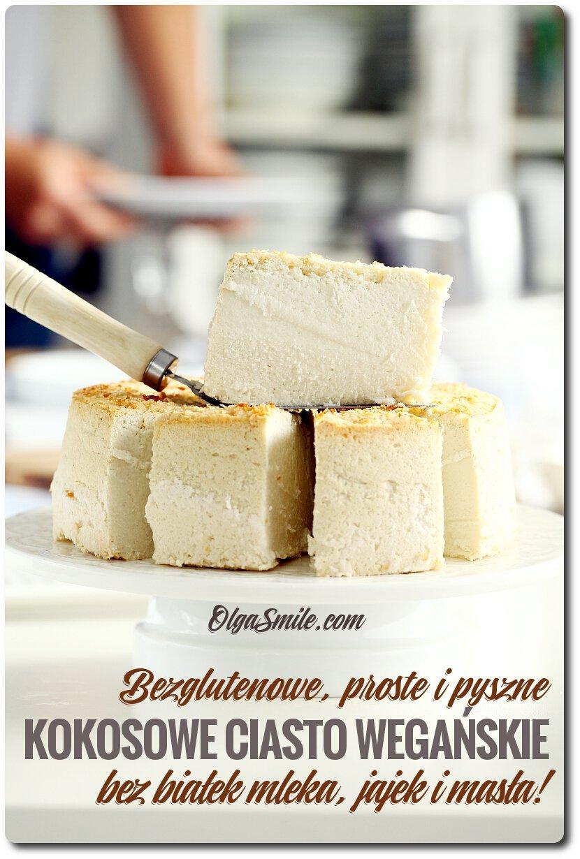 Ciasto wegańskie