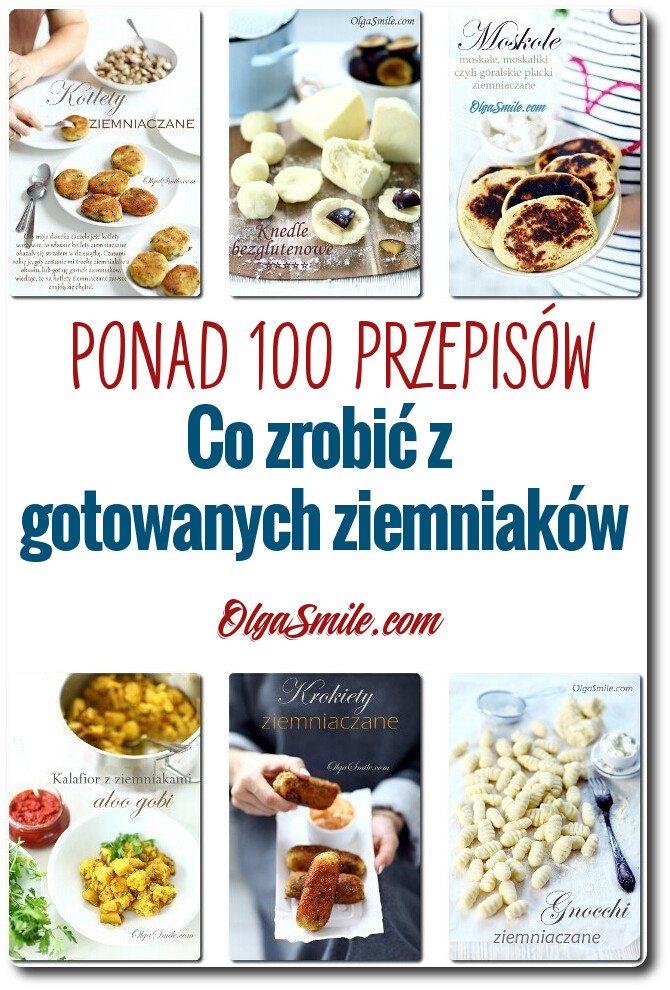Co zrobić z gotowanych ziemniaków
