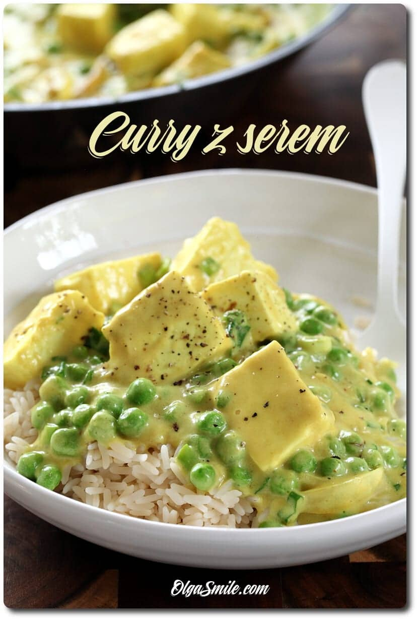 CURRY Z SEREM