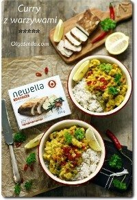 Curry z warzywami