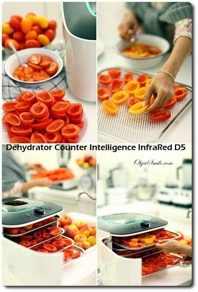 Dehydrator Counter Intelligence InfraRed D5