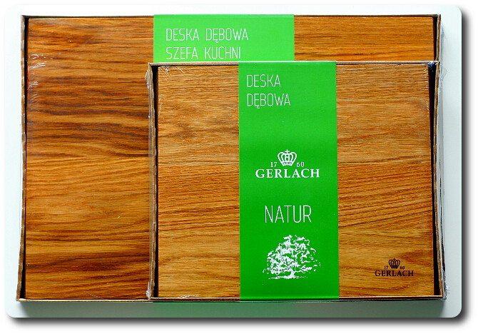 Deska do krojenia Gerlach Natur