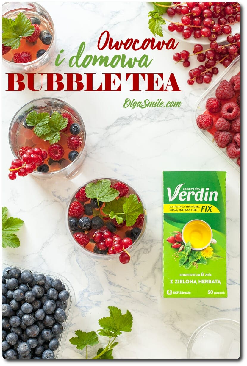 DOMOWA BUBBLE TEA
