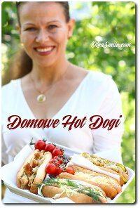 Domowe hot dogi