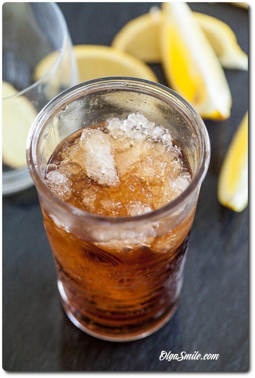 Drink z lodem