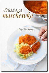 Duszona marchewka