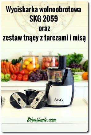 Wyciskarka SKG 2059